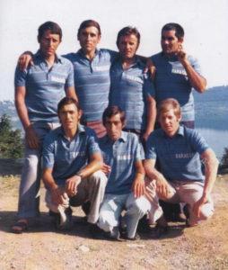 I fondatori del UCF Baracca