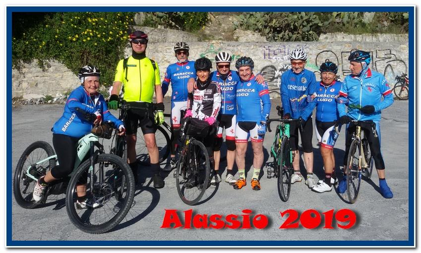 Alassio 2019 - UCF Baracca