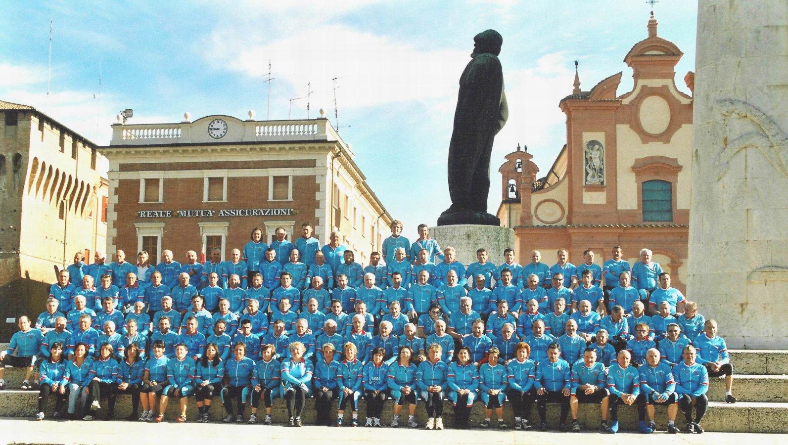 UCF Baracca nel 2004