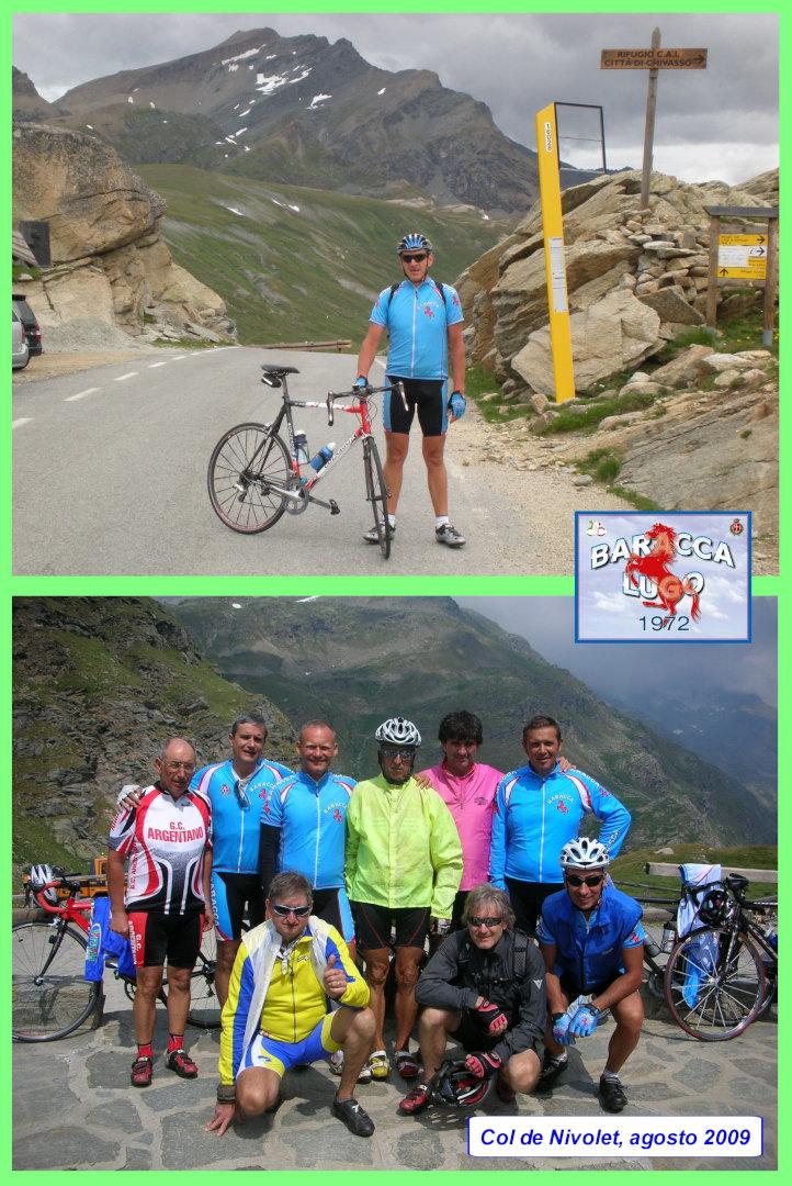 Col de Nivolet: Agosto 2009