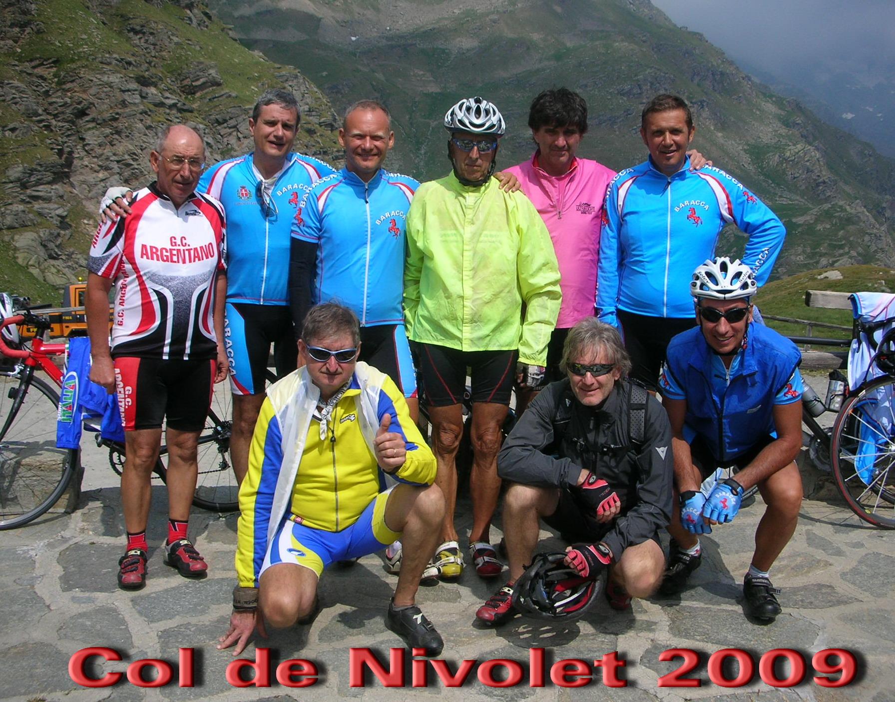 Col de Nivolet 2009