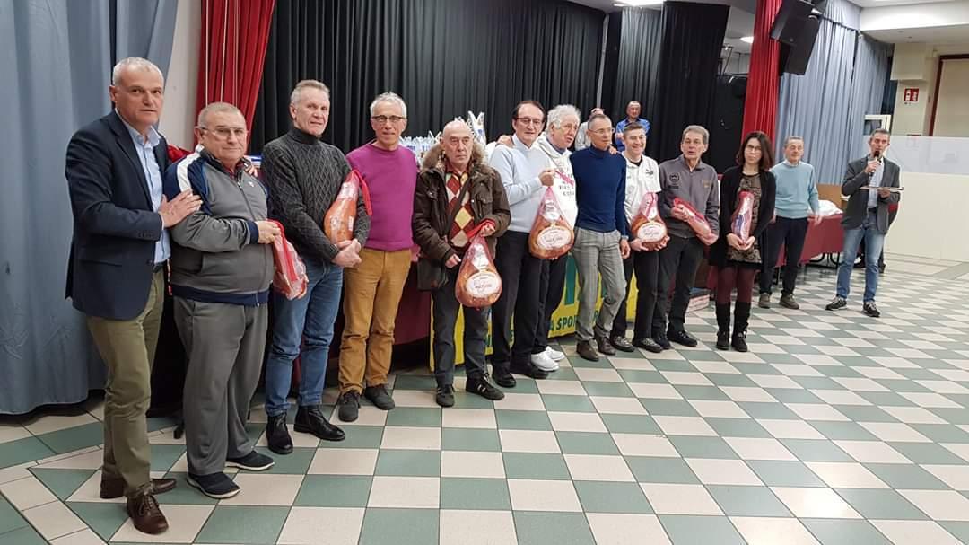 Premiazione Criterium Tricolore GF cicloturistiche 2019